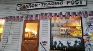 This Old-Fashioned Trading Post In Vermont Is The Last Of Its Kind