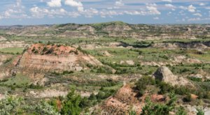 Visit The Southernmost Point Of This National Park In North Dakota For An Unforgettable Experience