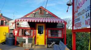 It Doesn't Get More Maine Than This Classic Coastal Lobster Hut
