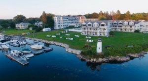 9 Stunning Beach Resorts In Maine That Are Almost Too Good To Be True