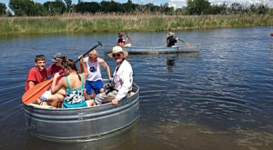The One-Of-A-Kind Summer Float Trip You'll Only Find In Nebraska