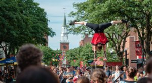 This Zany Vermont Street Festival Is The Most Fun You'll Have All Summer