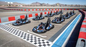 The Largest Go-Kart Track In Nevada Will Take You On An Unforgettable Ride