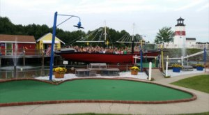 Visit The Biggest Mini Golf Park In Maine For An Awesome Outdoor Outing
