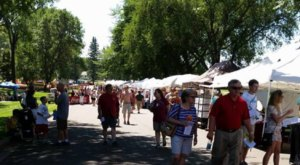 Enjoy An Outdoor Art Market At The North Dakota Capitol Grounds This Summer