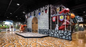 The Medieval-Themed Fun Park In Nevada That Your Whole Family Will Love