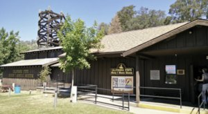 Explore The Depths Of An Underground Mining Tunnel At This Northern California Museum