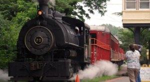 Ride Along A Historic Steam Train At This Rare Event In Cincinnati