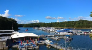 7 Marinas In Kentucky Where You Can Rent A Boat And Live Your Best Day On The Lake
