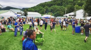 Nothing Says Summer Quite Like This Craft Beer And Food Festival In Vermont