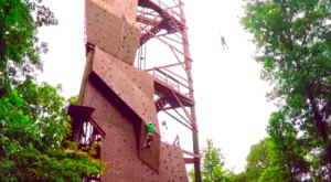 The Tallest Climbing Wall In Georgia Will Take You To All New Heights