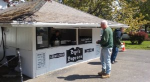 One Of The World's Most Famous Popcorn Stands Is Hiding In Small Town New York