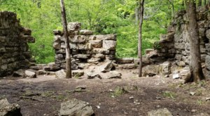 Explore The Ruins Of This 1,500 Year Old Ancient Village In Tennessee