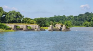 The Ruins In This One New York Park Will Take You On A Trip Through History
