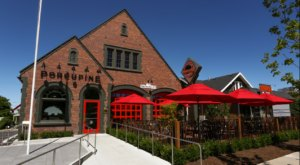 This Utah Restaurant Was Once A Firehouse, And It's Simply Charming