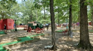 This Old West-Themed Mini Golf Course In Oklahoma Is Insanely Fun