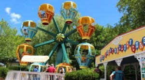 The Little-Known Amusement Park In New Hampshire That's Perfect For Your Next Outing