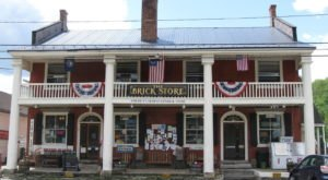 The Oldest Continuously-Run General Store In America Is A National Treasure