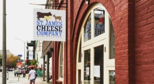 You Won't Leave Empty Handed From This Amazing Cheese Shop In New Orleans