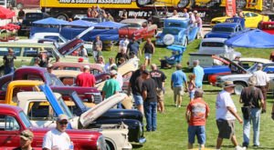 Colorado's Largest Classic Car Cruise-In Is A Perfect Summer Outing