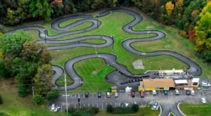 The Largest Go-Kart Track In Maryland, Crofton Raceway, Will Take You On An Unforgettable Ride