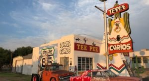 It Doesn't Get More New Mexico Than This Nostalgic Must-See Stop On Route 66