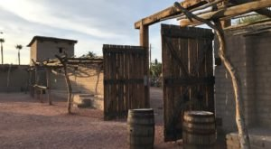 This Historic Fort In Nevada Will Take You On A Journey Back In Time