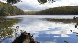 This Refreshing Massachusetts Hike Will Lead You Straight To A Beautiful Swimming Hole
