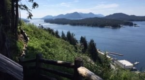 You'll Want To Hike This Stunning Trail In Alaska That Has Panoramic Views Overlooking The Bay