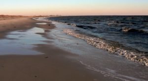 Sneak Away To These 8 Secret Bayside Beaches In Delaware To Escape The Crowds