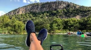 This Mountainside River Is The Best Place To Go Tubing This Summer In Texas
