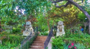 The Secret Garden In Texas You're Guaranteed To Love