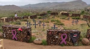 This Mountain Hike In Arizona Leads Straight To A Moving Memorial Site