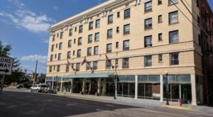 There's A Ghost Named Rosie Who Roams The Halls At This Haunted Wyoming Hotel