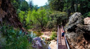 The Bridge Hike In Arizona That Will Make Your Stomach Drop