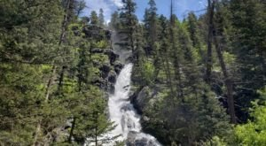 This Underrated Waterfall Hike In Montana Is A True Hidden Gem