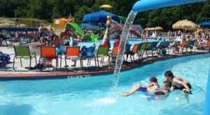 This Old-School Water Park In West Virginia Is The Most Fun You've Had In Ages