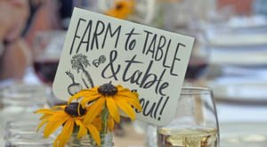 Don't Let Summer End Without Treating Yourself To An Enchanting Montana Farm Dinner