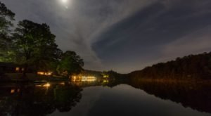 This Magical Moonlight Float Trip In Arkansas Will Take Your Summer To A Whole New Level