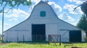 There's A Barn Quilt Trail In Oklahoma And It's Everything You've Ever Dreamed Of
