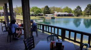 This Lakeside Burger Joint In Oklahoma Has One-Of-A-Kind Specialties And You'll Love It All