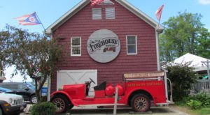 This Firehouse Winery And Restaurant In Ohio Belongs On Your Dining Bucket List