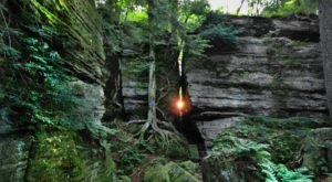 This Hidden Spot Near Buffalo Is Unbelievably Beautiful And You'll Want To Find It
