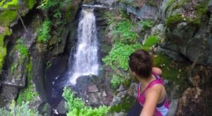 The Hike To This Pretty Little Massachusetts Waterfall Is Short And Sweet