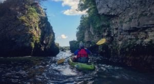 The Unexpectedly Easy Kayak Tour In Ohio That Will Bring Out Your Sense Of Adventure