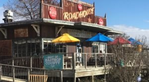 This Austin-Area Restaurant Way Out In The Boonies Is A Deliciously Fun Place To Have A Meal