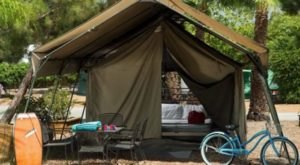 7 Campgrounds In Southern California Perfect For Those Who Hate Camping