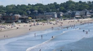 Visit The Oldest Beach In Rhode Island For A Day Of Timeless Fun
