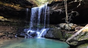 You Can See 5 Waterfalls In Just One Day Of Hiking In Alabama