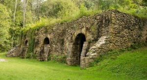 Take A Hike To West Virginia's Ancient Abandoned Wine Cellar At This Beautiful Park
